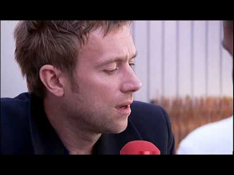 Ban X factor says Damon Albarn