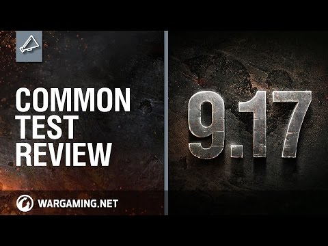 Update 9.17 Common Test Review