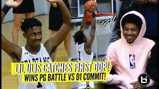 Ahron Ulis Catches FIRST OOP! Tyler Ulis Little Bro Is UNDERRATED! Marian Catholic Stacking Wins!