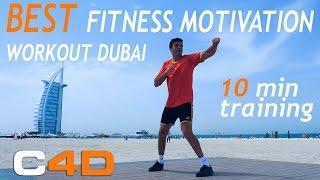 BEST WEIGHT LOSS MOTIVATION WORKOUT DUBAI (OFFICIAL HD VIDEO)