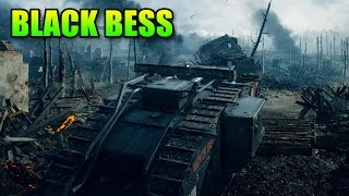 BF1 Walkthrough - Through Mud And Blood   Battlefield 1 Full Mission
