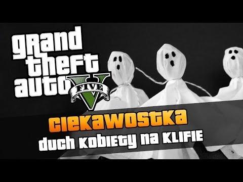 GTA V | Duch W GTA V/Ghost In GTA V | Ciekawostki W GTA V [#4]
