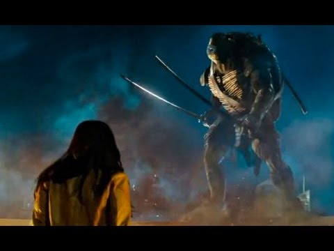 Teenage Mutant Ninja Turtles Michael Bay Trailer - Prepare Yourself