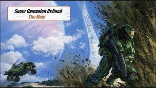Halo: Combat Evolved - Super Campaign Refined (The Maw)