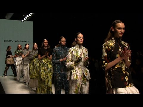 H&M Design Award 2014 - The Winner's Fashion Show