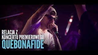 Relacja z premierowego koncertu Quebonafide - Ezoteryka