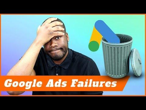 The 5 Key Reasons Google Ads Campaigns Fail