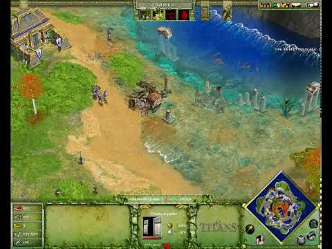Age of Mythology The Titans - Guerra de lo titanes