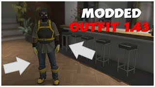 GTA 5 ONLINE CREATE A MODDED TRYHARD OUTFIT USING EASY CLOTHING GLITCHES!!
