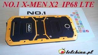 Unboxing NO.1 X2 X-men IP68 LTE z 1949deal.com