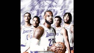 Lakers Starting 5 Final
