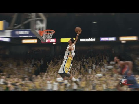 NBA 2K14 (PS4): Atlanta Hawks vs Indiana Pacers Round 1 - Game 2 Sim