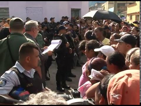 situacion carcelaria venezuela, carcel de yaracauy 19 07 2011