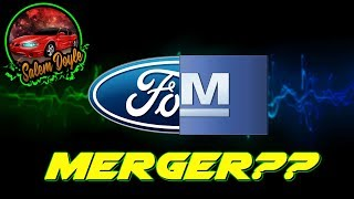 Auto News : Will Ford And General Motors Merge?