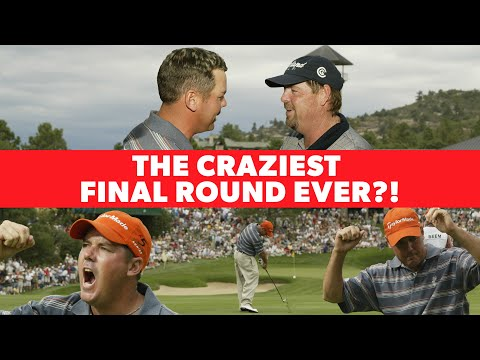 Craziest final round ever? 2002 International | Rich Beem and Steve Lowery