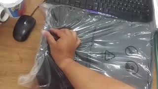 Unboxing notebook HP 240 G6 .mantap