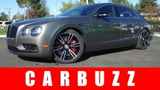 Unboxing Bentley Flying Spur V8 S - Better Than The 616-HP W12-Powered Version?