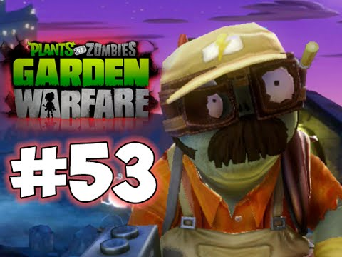 Plants Vs. Zombies - GARDEN WARFARE - PART 53 - ELECTRICIAN! (HD GAMEPLAY)