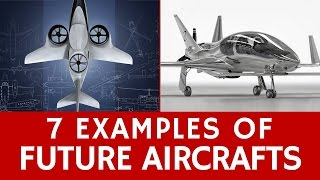 7 Future Airplanes as Seen in Aviation Concepts & Designs of 2050