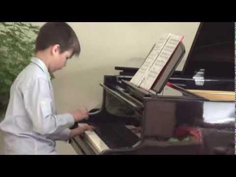 Бах Иоганн Себастьян - BWV 935 - Прелюдия №3
