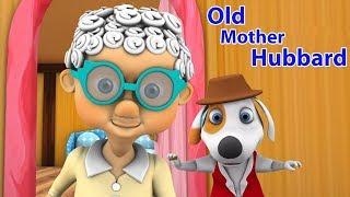 Cũ Mẹ Hubbard | nhac thieu nhi hay nhất | ca nhac thieu nhi | Old Mother Hubbard | Little Treehouse