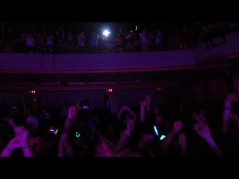 Zeds Dead Plays Daft Punk @ The Wilma in Missoula, MT 10/28/13 [HD]