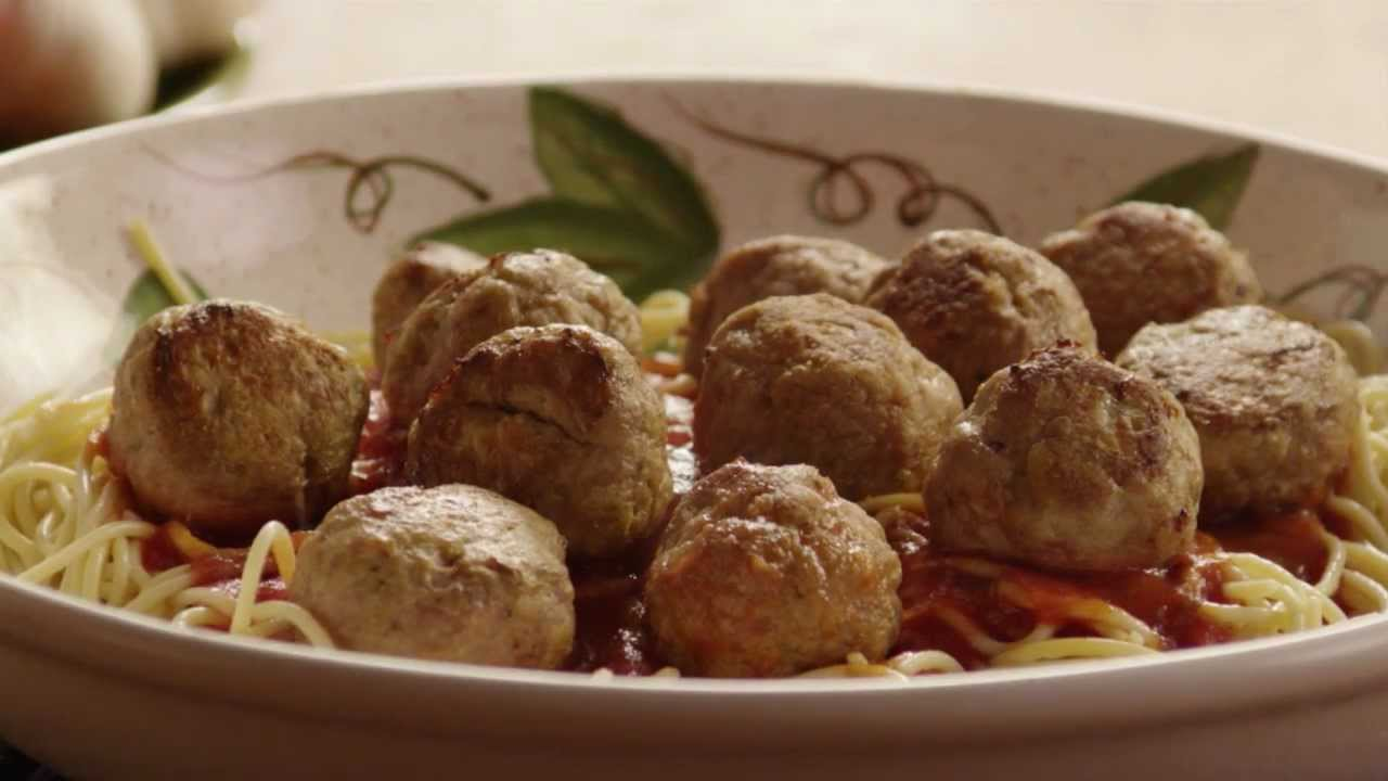 How to Make Easy Meatballs - YouTube
