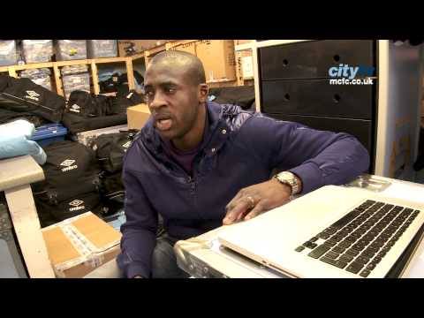 EXCLUSIVE #AskYaya Yaya Toure answers your Twitter questions