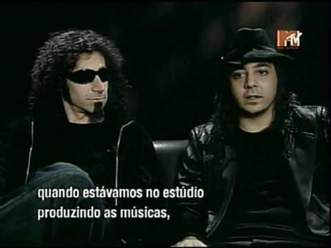 Serj Tankian& Daron Malakian interview in Brazil