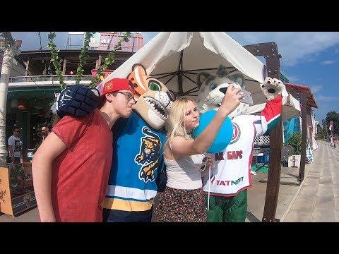 Pre-party Sochi Hockey Open 2018