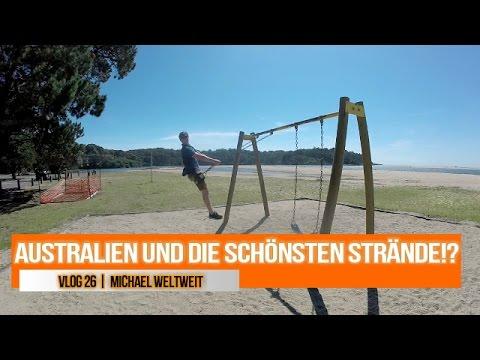 Schöne Strände in Australien? Vlog 26  |  Michael Weltweit