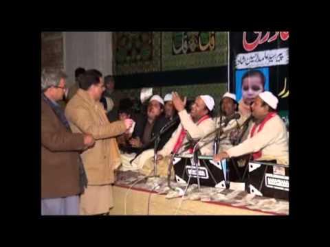 Karam Ki Ik Nazar By Sher Ali Mehr Ali Qawwal At Urs Sarkar Nadar Ali Lajpal Qalandar 2015 video