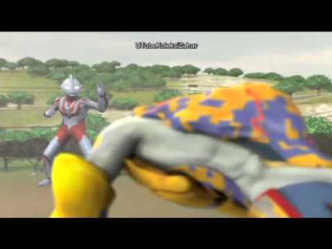 Upin & Ipin Ultraman Ribut Bahagian 2