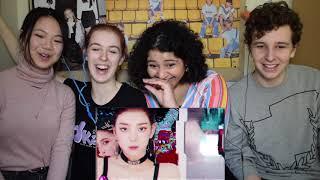 Oxford Students React: ITZY - DALLA DALLA (MV)