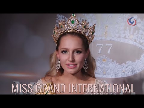 Miss Grand International - A new beauty Queen is crowned in Bangkok
