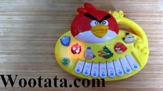 Mainan Musik Untuk Anak Usia 2 Tahun Karakter Angry Birds