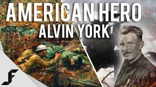 AMERICAN HERO Alvin York - Battlefield 1