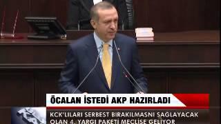 ÖCALAN İSTEDİ, AKP HAZIRLADI