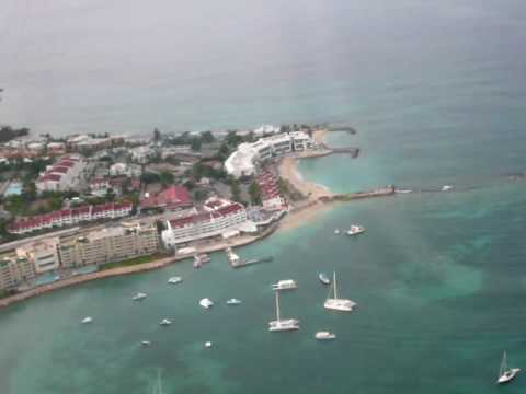 Flight from St. Maarten to Saba Airport via St. Eustatius Part 2