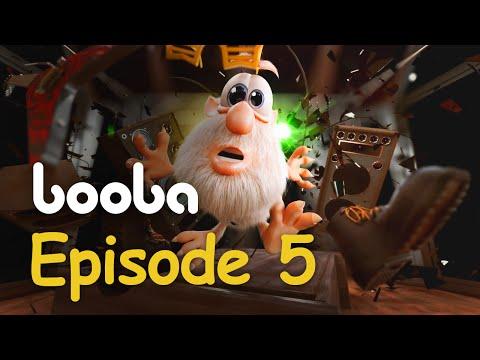 Booba Game Room - Episode 5 - Funny cartoons for kids буба games KEDOO Animations 4 Kids thumbnail