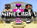 Youtube replay - Minecraft: Revenge of the Gods w/ M...