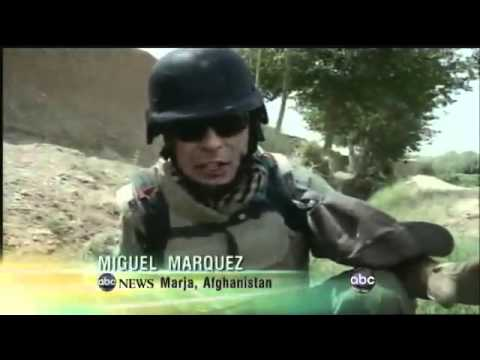 Marines In Afghanistan caught In Fierce Battle!