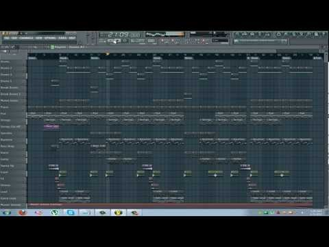 Awe (hip-hop Pop Rap Reggae Beat Instrumental) video
