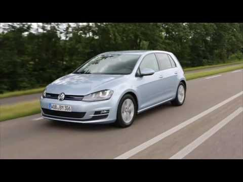 Volkswagen Golf 7 BlueMotion - review by Autovisie TV