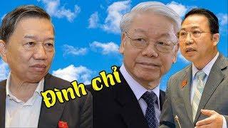 BT Tô Lâm bị đình chỉ công tác để điều tra vi phạm sau tố giác của ĐB Lưu Bình Nhưỡng trên MXH fb