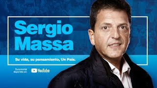SERGIO MASSA DOCUMENTAL COMPLETO