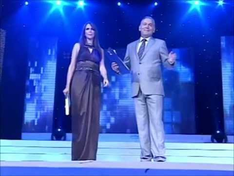 Mirko Fodor i Slađana Pejić u programu @ Miss BiH 2010