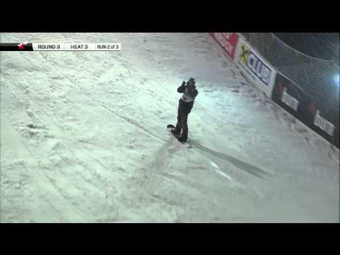 Mark McMorris - Billabong Air & Style Innsbruck 2013 - Round 3