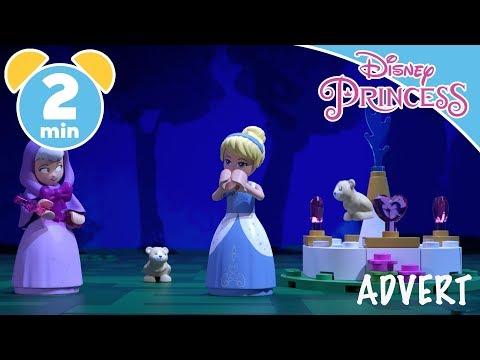 Cinderella | LEGO Retellings | Disney Princess | #ADVERT