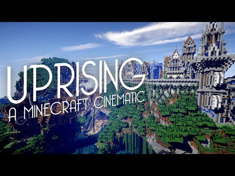 """UPRISING"" - Minecraft Cinematic - Fifty Subscribers Special!"